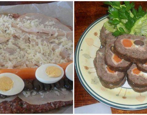 receta gatimit per role me mish te grire