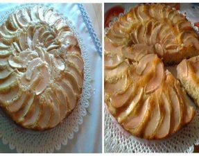 Tortë me mollë - Silvana Belishaku - KuzhinaIme.al
