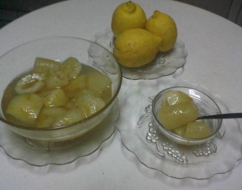 recel gliko limoni