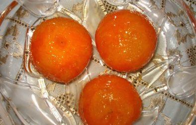 recel gliko mandarine