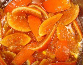 recel portokalli