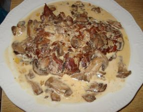 fileto me pana dhe kerpudha
